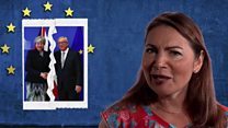 Is the EU punishing the UK?