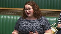 I'm on my period, MP tells Commons