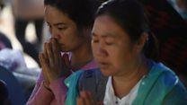El desesperado intento de rescatar a los adolescentes atrapados en una cueva en Tailandia