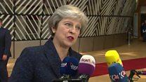May: Both sides want Brexit progress