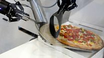 The pizza-making robot and other news
