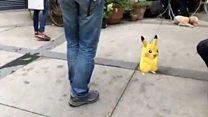 Pokemon Go catches a more realistic Pikachu