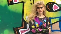The model challenging beauty stereotypes