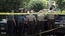 At least five dead in US newspaper shooting