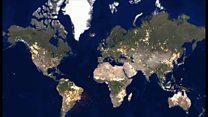 移民、温暖化、光害――地図で見る私たちの世界