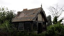 Summer houses 'at risk' of being lost