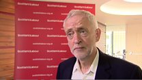 Corbyn on Danny Dyer: He says it like it is