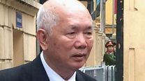 Luật sư Thuận: 'Đảng đang tỏ rõ quyết tâm'