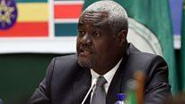 Discours de Moussa Faki au 31e Sommet de l'UA à Nouakchott