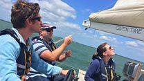 Cruising for global ocean science