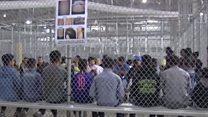 収容より安くて人道的な方法は 米国境の移民対策