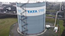 Tata boss on steelworks' future