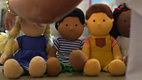 The dolls that help kids appreciate themselves
