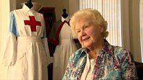 Looking back at nursing seven decades ago