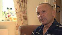Stroke survivor on 'inspirational' centre