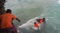 29 dead after ferry capsizes