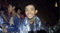 Meninos presos em caverna na Tailândia: novo vídeo mostra garotos animados e com boa saúde