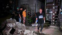 ဖိလစ်ပိုင်က မူးယစ် တိုက်ဖျက်ရေး
