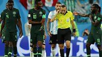 'Najeriya za ta kai karar lafiri FIFA'