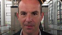 Money expert Lewis has advice for debtors