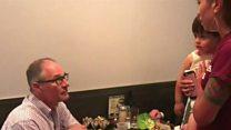 Woman confronts Scott Pruitt in restaurant