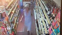 CCTV footage of Novichok victim, Dawn Sturgess