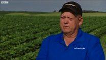 US soy farmers take on Trump's trade war