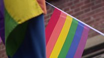 LGBT+ hate crime on the rise in London