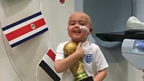 'World Cup' for bravery