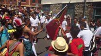 Carnival celebrates Caribbean culture