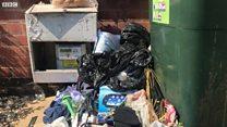 Calls to tackle student rubbish