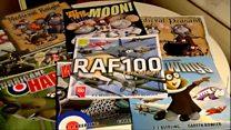 Children's book marks RAF centenary