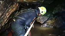 Cueva en Tailandia: así se está llevando a cabo la operación de rescate de los niños atrapados