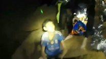 تاثیرات بد روانی در ذهن دانش آموزان نجات یافته در تایلند