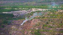 چلیابینسک؛ حل یک مشکل محیط زیستی با ایجاد یک مشکل دیگر؟