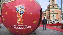 Who came to Russia for the World Cup?