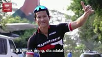 Saman Gunan, penyelam yang tewas saat menolong tim sepak bola yang terjebak dalam gua
