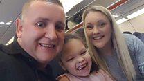 Heartbreaking plea from sick child's mum