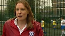 Tracey Crouch sings her support