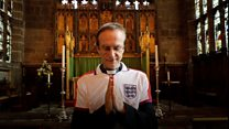 A prayer for England football