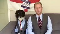Southgate inspires 'waistcoat Wednesday'