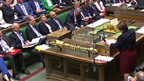 World Cup and flag jokes at PMQs