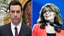 Sarah Palin: Sacha Cohen alinidanganya ili nikubali kufanya mahojiano naye