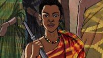 Yaa, la brave princesse Ashanti