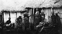 Umugore w'Umunyafrika yahanganye n'Abongereza arabatsinda