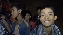 Thai cave boys: Seventeen days in darkness