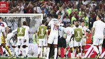 Inggris gagal masuk final, fans beri selamat