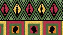 Britaniyalılara qarşı savaşa qalxmış və qalib gəlmiş Afrika qadını