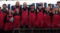 Sailors return after year at sea
