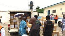 INEC: Àhesọ ni pé Abuja la ti máa kéde èsì ìdìbò Ekiti.